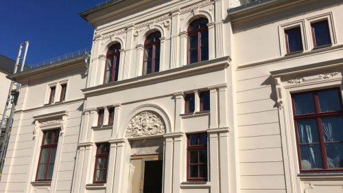Maler Reichenbach Fassadensanierung Fassadenanstrich Altbausanierung Vogtland Zwickau 02
