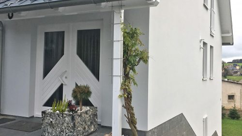 Maler Reichenbach Fassadensanierung Fassadenanstrich Vogtland Zwickau 04