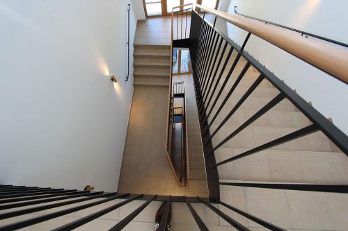 Maler Reichenbach Lackierarbeiten Treppenhaus