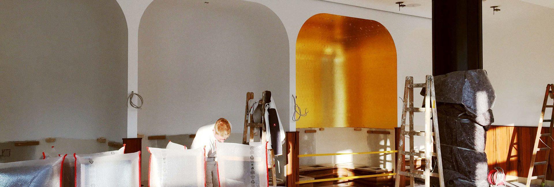 Maler Reichenbach Malerarbeiten Baustelle Raumgestaltung