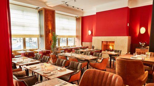 Maler Reichenbach Referenz Elmau Restaurant 3