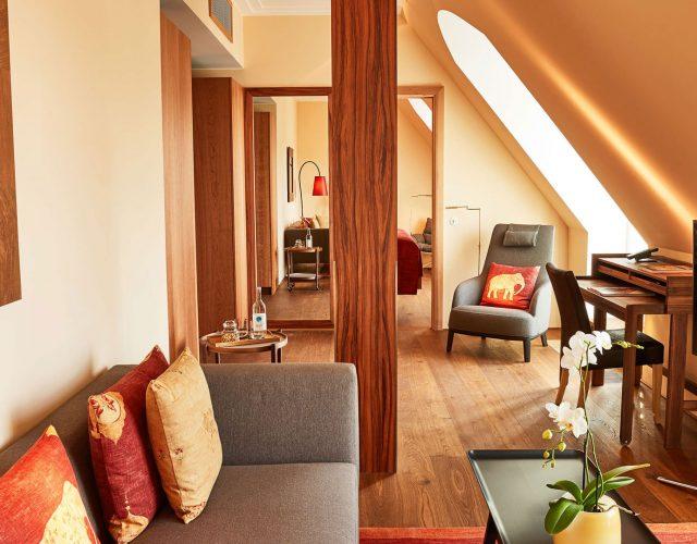 Maler Reichenbach Referenz Orania Hotelzimmer Ambiente